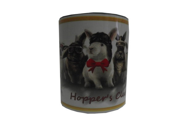 "Tasse ""Hopper's Club"""